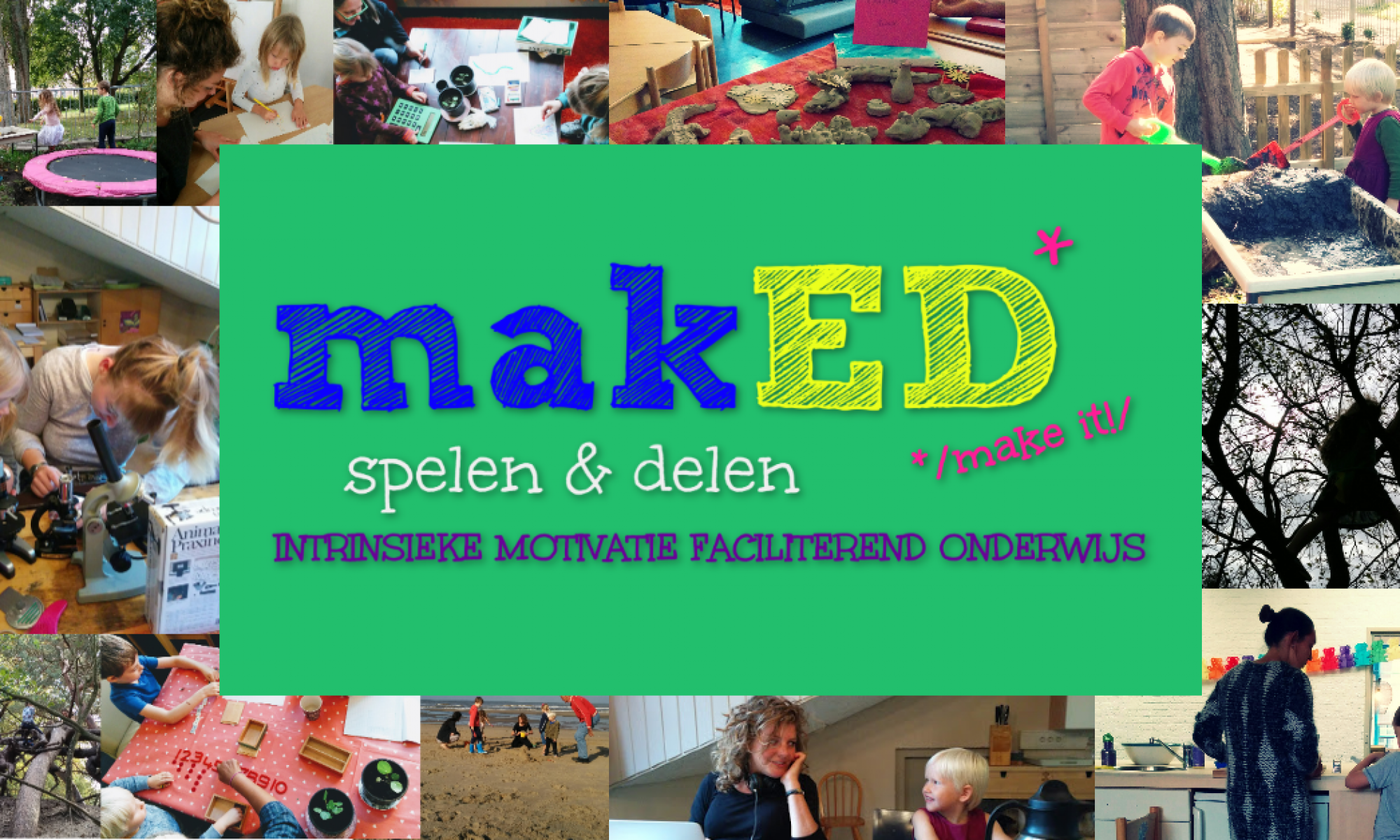 makED - MAKE Education - make it!