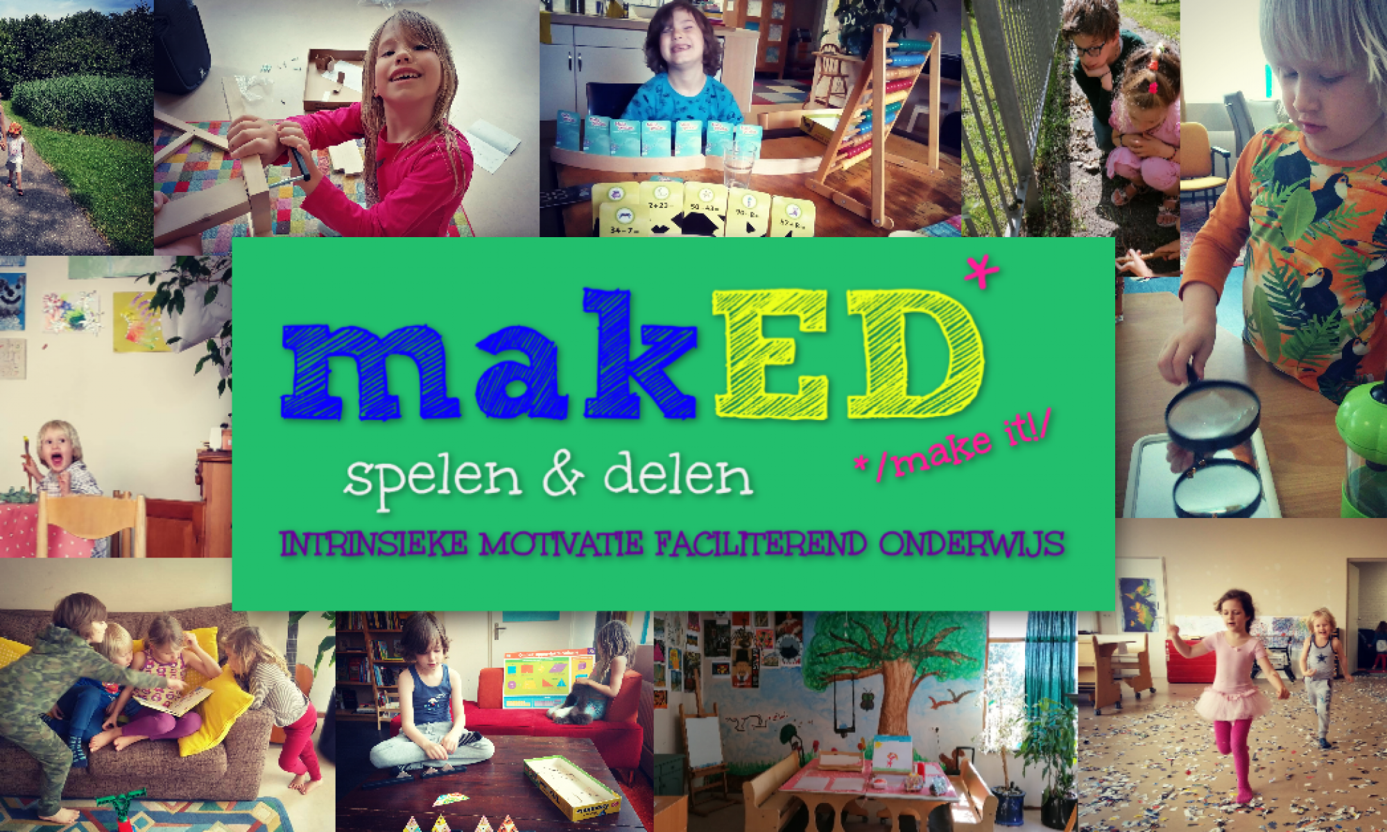 makED - Make Education